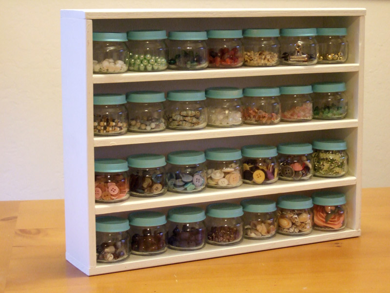 Re Use Idea Baby Food Jars The Organized Wife